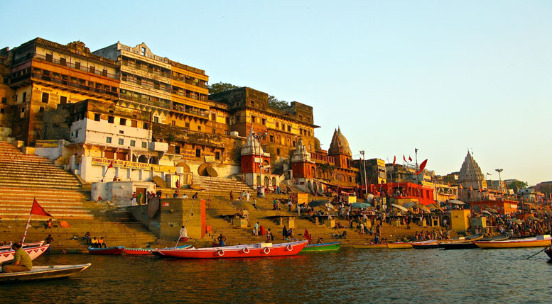 A Journey down the Ganges