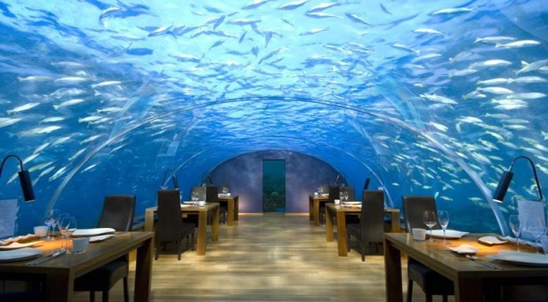 Conrad Rangali Island Maldives